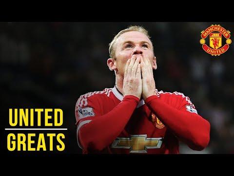 Wayne Rooney - Manchester United Greats