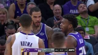 Los Angeles Lakers vs. Sacramento Kings - November 22, 2017
