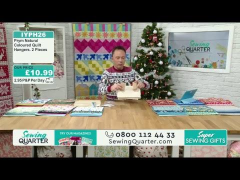 Sewing Quarter - 9th December 2017
