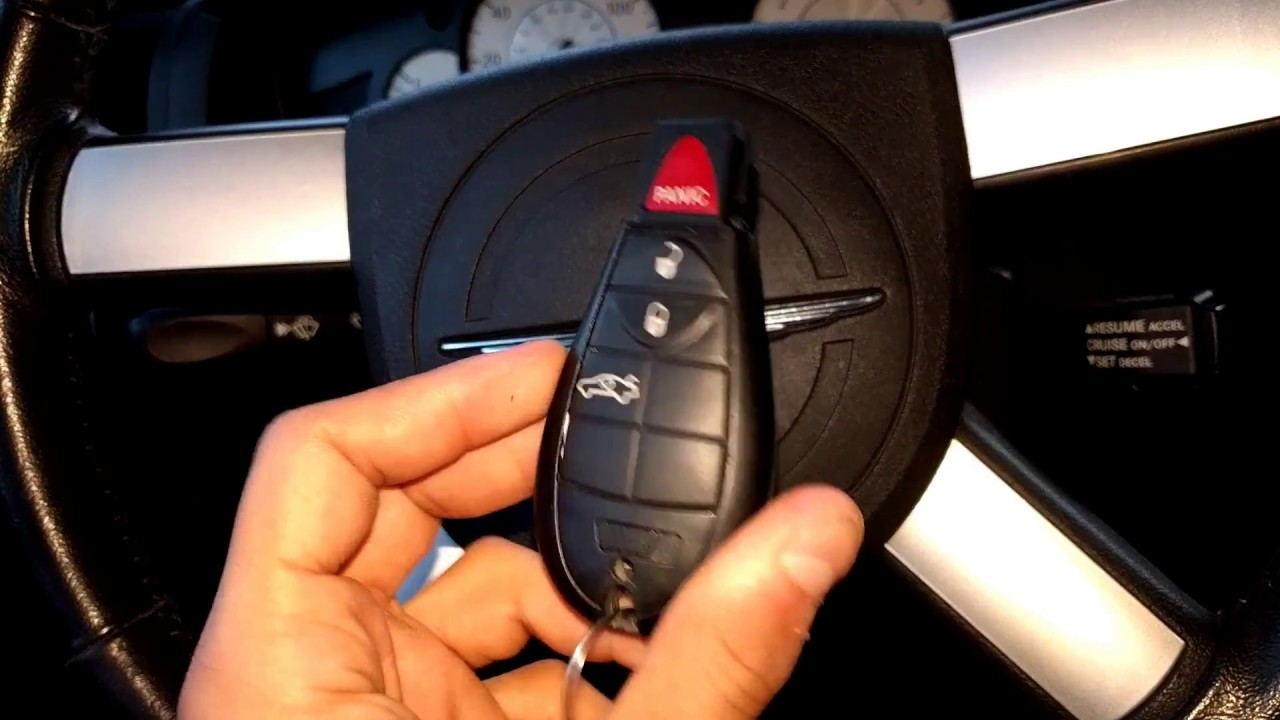 Years that allow to Program key remote Chrysler 300, Dodge Charger, Dodge  Magnum, Jeep Commander