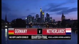 World Cup of Darts 2017 QF Germany-Netherlands