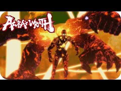 Asura's Wrath - VS Vlitra Core [A-Rank]