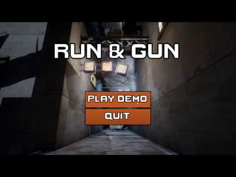 Run & Gun - Alpha Playthrough