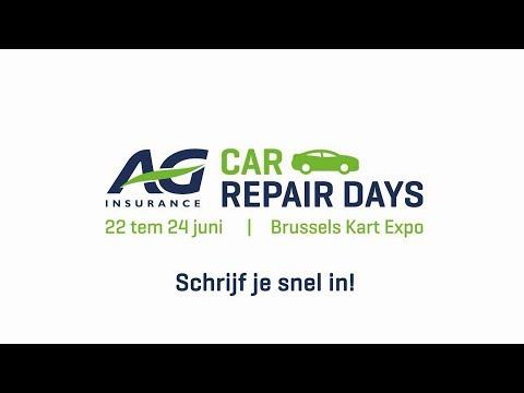 Laat je wagen gratis uitdeuken tijdens de AG Car Repair Days