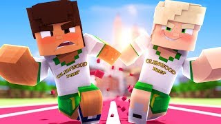 The Race | Glenwood Prep S1 [Ep.4] | Minecraft School Roleplay