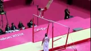 видео Олимпийская чемпионка 2012 года Алия Мустафина