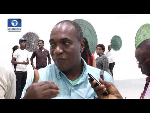 Art House Features Olu Amoda's Exhibition At Art 21 Gallery Lagos
