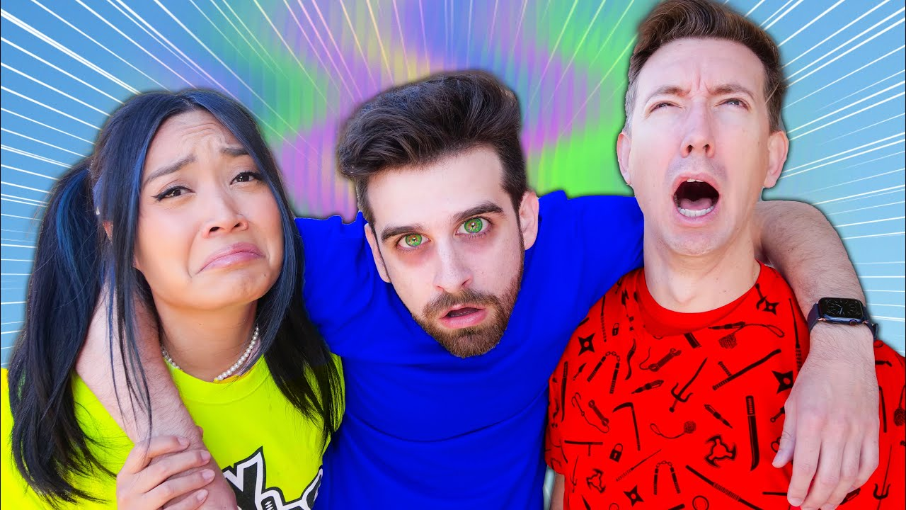 Download OUR BEST FRIEND LOST HIS MIND in Hypnosis