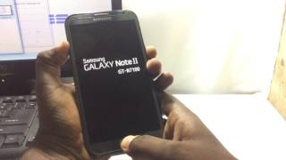 SAMSUNG GALAXY NOTE 2|||HOW TO ROOT PHONES|||INSTALL TCWM RECOVERY|| FULL VIDEO
