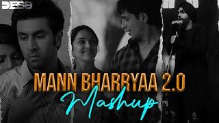 Mann Bharryaa 2.0 Mashup | Debb | Shershaah | B Praak