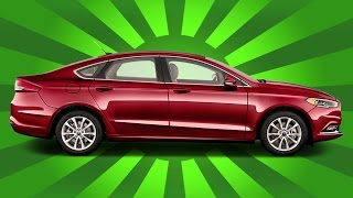 2017 Ford Fusion UNBOXING Review - Why Buy A Lincoln? Or A Lexus?