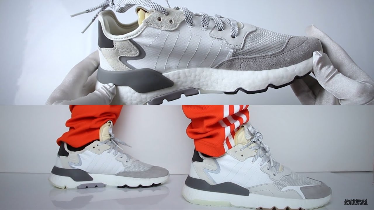 e0c83404c Adidas Nite Jogger (review) - UNBOXING   ON FEET - YouTube