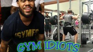 gym idiots ct fletcher deadlift party 1035 lb squat