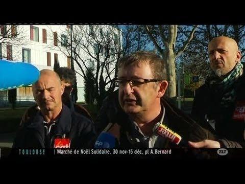 EADS: 1700 postes supprimés en France (Toulouse)