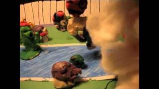 plants vs zombies claymation: fog