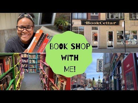 Chicago Bookstore Vlog!