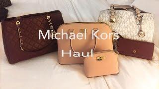 Michael Kors Haul-Birthday Haul