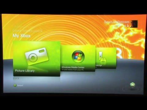 New Xbox Experience for Xbox 360: NXE Walkthrough