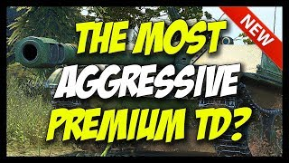 ► World of Tanks: WZ-120-1G FT Review - The Most Aggressive Premium TD?