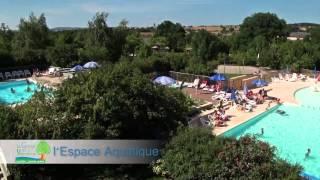 l'Espace aquatique du camping | La grange de Monteillac | Camping Aveyron (12)