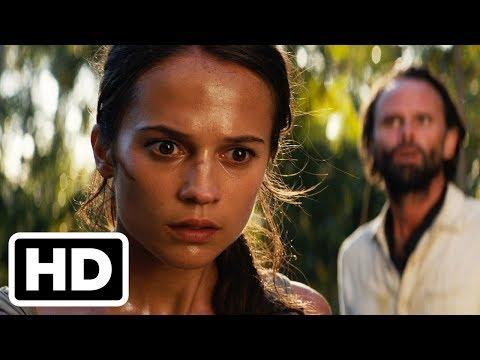 Download Youtube: Tomb Raider - Trailer #2 (2018) Alicia Vikander