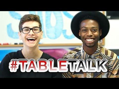 Smosh New Kids on #TableTalk!