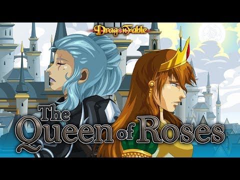 Dragon Fable The Queen Of Roses