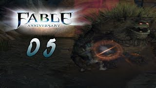 Fable Anniversary #5 - #Facecam :D - Fable Gameplay Deutsch/German