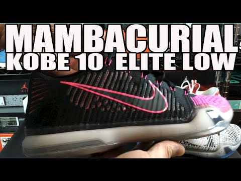 free shipping f8fdd 58a62  Sneaker Theme  Names Discussion (Mambacurial Kobe 10 Elite Review + On  Feet)