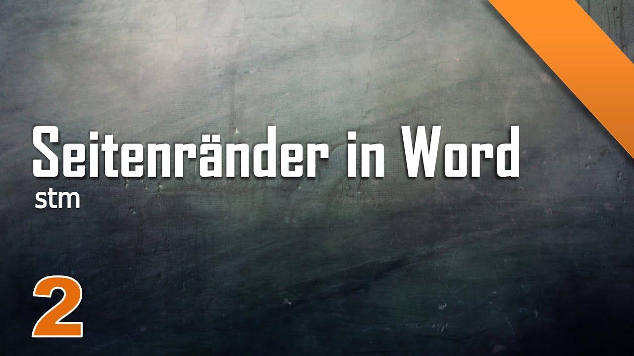 seitenrnder in word gestalten - Seitenrnder Lebenslauf
