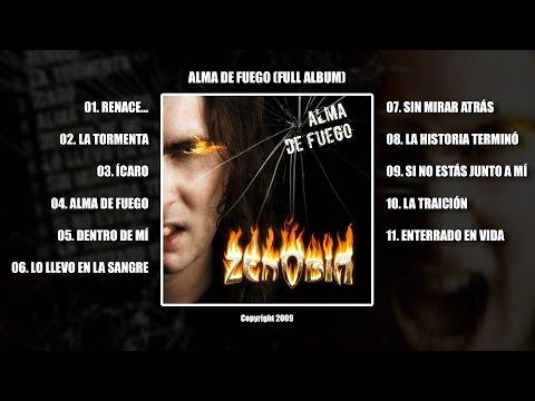 Zenobia - Alma de fuego (Full Album) 2009