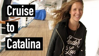 Cruise to Catalina Island | Rapid Tour by Golf Cart