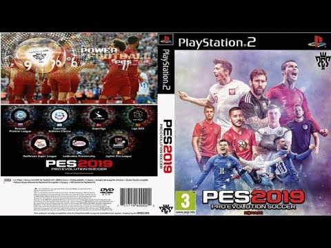 Pes 2019 Ps2 English Version Download Iso Youtube