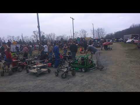 Snydersville Raceway 3-30-19