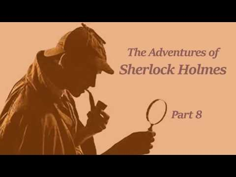►Sherlock Holmes - Chapter 8 : The Adventure of the Speckled Band - Audiobook