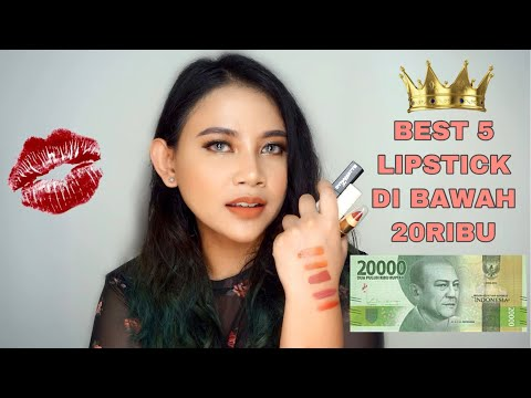 best-5-lipstick-di-bawah-20-ribu-!!