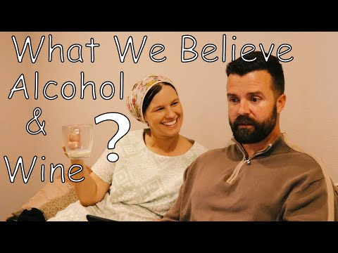 Highly Requested Sit Down Talk About Christians, Alcohol & Wine