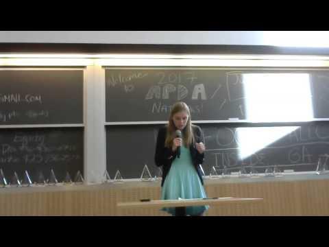 Nats 2017 Finals   Yale HS v  Swarthmore MP (CAPTIONS)