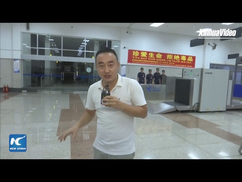 LIVE: Boarding a train to Vietnam, from Nanning in SW China