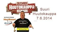 Suomen huutokauppakeisari, Valtatie 2  Huutokauppa