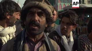 Afghan Muslims prepare for holy month of Ramadan