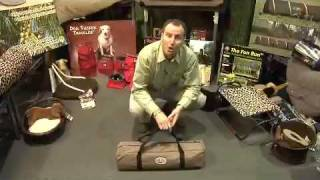 Abo Gear Dog Digs Portable Crate