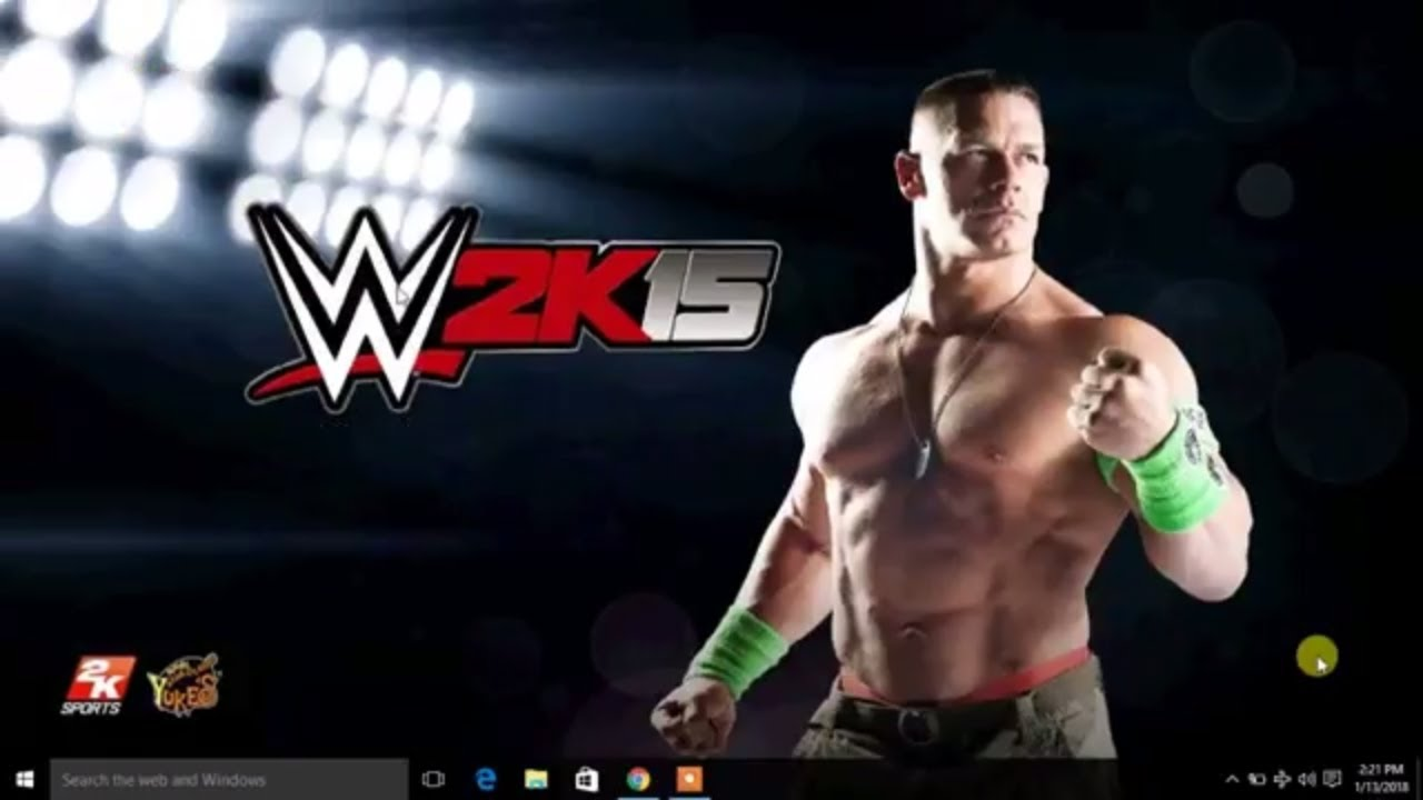 Wwe 2k15 for pc free full version pc
