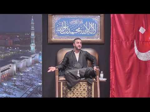 Lecture 1: Zaynab is Zaynab - Dr. Sayed Ammar Nakshawani