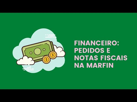 Como Consultar Pedidos e Notas Fiscais na Marfin