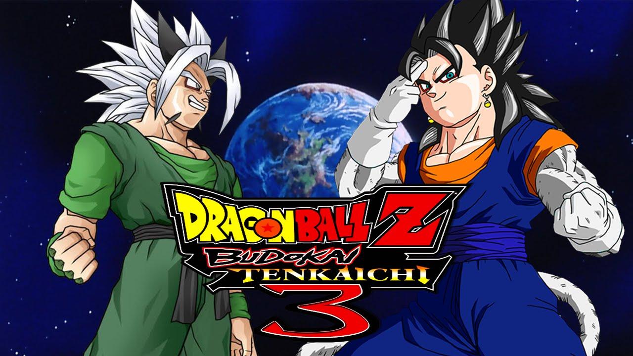 Dragon Ball Z Budokai Tenkaichi 3 MODS   Xicor VS SSJ5 ...