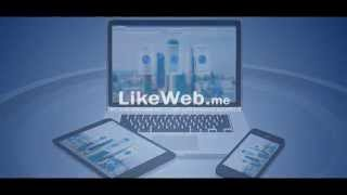 LikeWeb.me - создание и продвижение сайтов(, 2015-01-09T17:33:06.000Z)