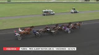 Vidéo de la course PMU PRIX ALBERT RAYON