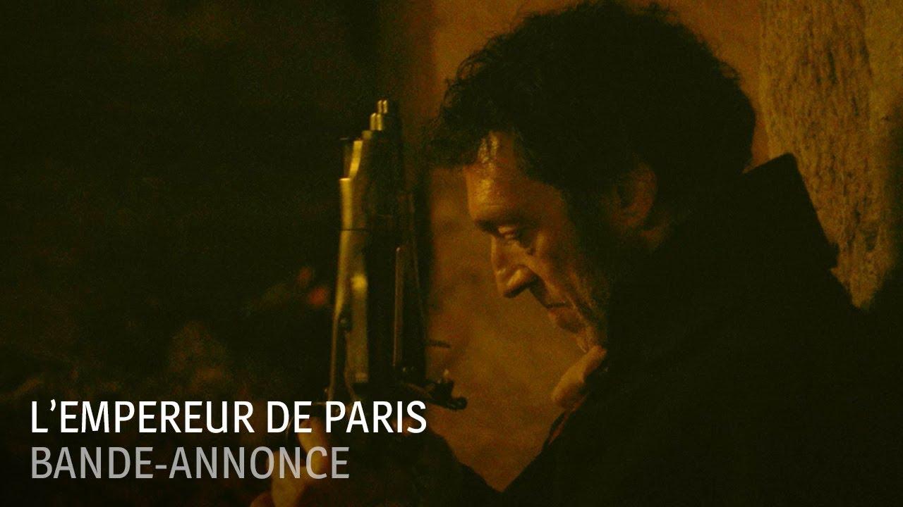 L'Empereur de Paris / Bande-annonce