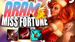 MISS FORTUNE'S ULTIMATE IS OP!! ARAM - Miss Fortune - League of Legends